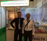 2015 IDS dental exhibition in Germany