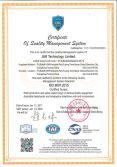 ISO Certification For Industrial Telephone Manufacturer