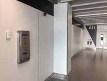 J&R telephones installed at Manchester Airport