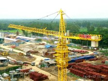 Model 7040 Tower Cranes Project for CEEC