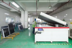 Semi-automatically Solar Panel Lamination Machine