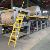 North Korea Inspection-1575 Type Kraft Paper Machine