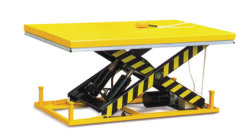 Lift Table with CE Certificate (HW)