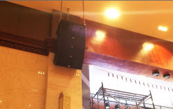 L-8 line array sysytem