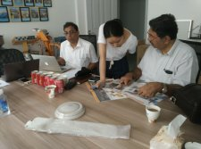 India Customer Visit Factory