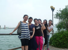 Comapny Tour to Taihu
