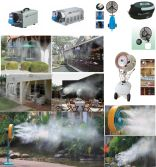 General Knowledge About Misting cooling line systems
