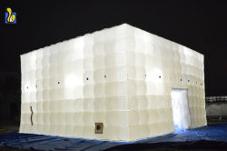 Advertising LED Inflatable Cube Marquee Tent for Party K5078