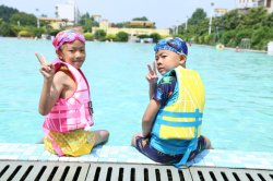 NSS2025 essential for children′s swimming