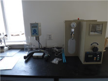 the machine for test silicone intensity