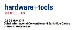 Hardware tools Middle East 2017