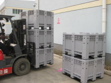 Plastic Crate and Bin Mould