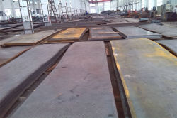Steel Plates Factory