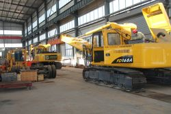 Our rotary drilling rig production line