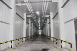 Cold storage project inside