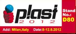 We Will Attend--Plast Milan Italy ( Our booth is D80 )
