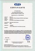 CE certification for baby gym
