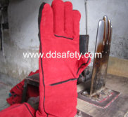 welder glove-DDSAFETY