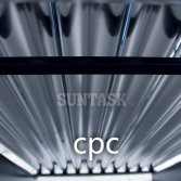 WHAT IS a CPC REFLECTOR?
