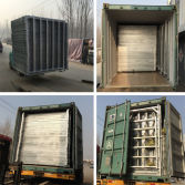 cattle yard panel loading container