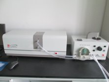 Laster Particles Size Analyzer