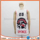 Quick dry basket ball Sports cloth