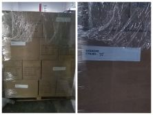 Packing acetate tipping film