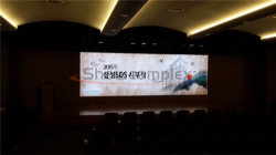 P2.5 large led display screen in church