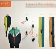 Contrast color collection