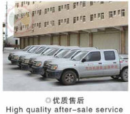 High Quality After-sale Service