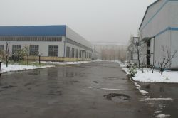 After the snow in the winter of the company