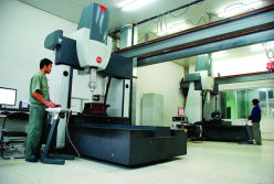 6 units of German-made coordinate measuring machine