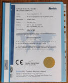 Solid State Relay CE Certificate