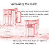 Use the handle