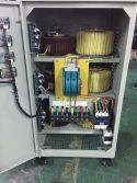 Supply an mixed batch order of customized servo motor ac auto voltage stabilizer to Africa 2019-11