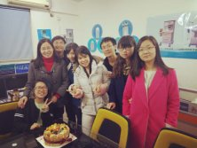 Jaemin′s Birthday party in old office