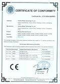 CE Certificate for Wireless Barcode Scanner