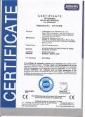 CE Certificate for shrink packing machine