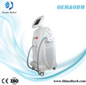 German bar high power 808nm diode laser permanent hair removal
