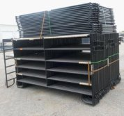 5ft *10ft Galvanized Steel Cattle Corral Panel/Livestock Corral Panel