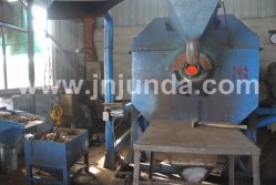 Bearing steel grit ?quenching equipment