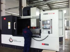 Parts Machining Canter