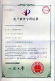 Self-dumping Product Patent Certificate