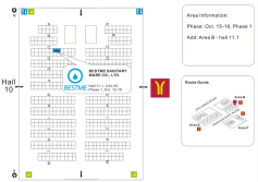 BESTME is attending 120th Canton Fair