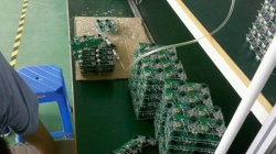 PCB Assembly (Satellite Finders)