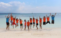 Passion Team at Boracay
