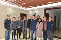 Russian Customer and Japanese customers visit AOER