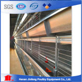 H type pullet chicken cage