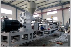 PP/PS plastic extrusion line