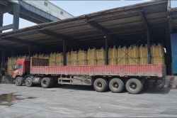 Soda ash Shipment Photos